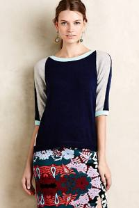 colorpatch ballet sweater