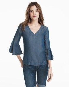 carmen-denim-blouse-whbm
