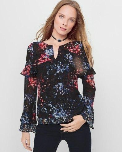 floral-flounce-blouse