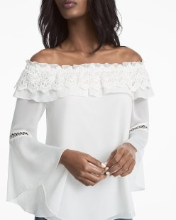 off-the-shoulder