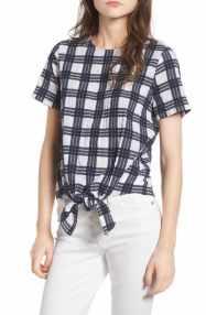 plaid-tied-blouse-madewell
