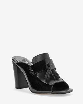 black mules