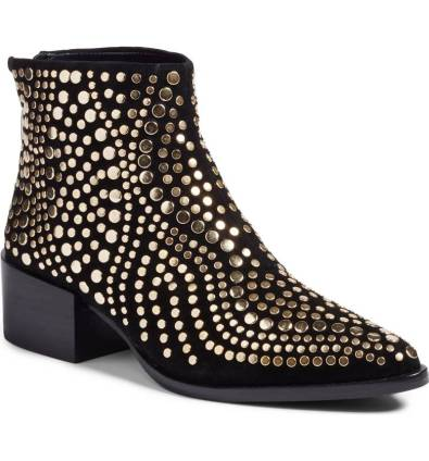 Vince Camuto stud bootie