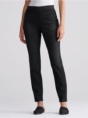Eileen Fisher cotton legging jean