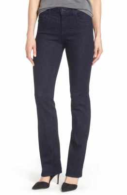 NYDJ Marilyn Stetch straight jeans